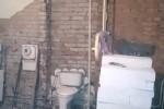 Демонтаж стен санузла, вынос и вывоз мусора