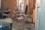 Квартира после демонтажа перегородок