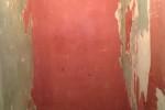Подготовка к ремонту, удаление обоев, очистка стен