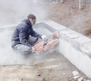 Демонтаж фундамента (Москва и московская область)