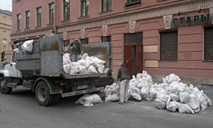 вывоз строительного мусора (Москва и московская область)