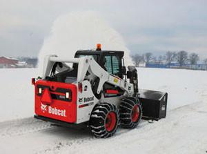 расчистка территории от снега (Москва и московская область)