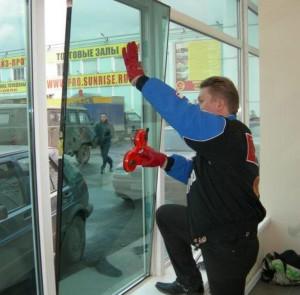 Демонтаж стекол (Москва и московская область)
