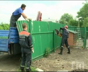 Демонтаж заборов (Москва и московская область)