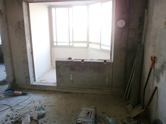 Особенности демонтажа в панельных домах - демонтажные работы.