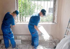 Подготовка помещений к демонтажным работам (Москва и московская область)