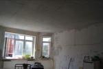 Очистка стен и потолков - подготовка квартиры к капитальному ремонту