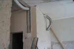 Демонтаж вентканалов в квартире
