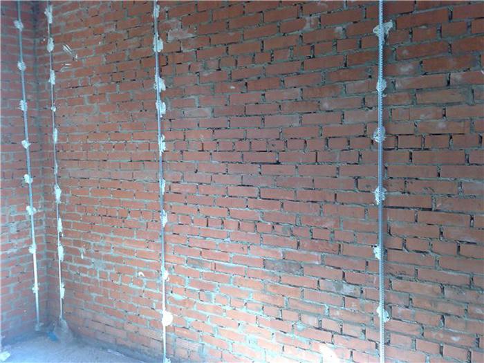 Как сделать маяки на стене