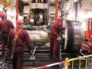 Демонтаж промышленного оборудования (Москва и московская область)