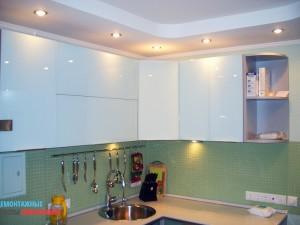 Подключение подсветки на кухне