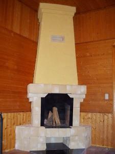 Нанесение декоративного термостойкого покрытия