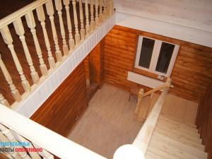 Сборка готовой лестницы (из строительного супермаркета)