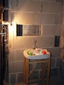 Устройство временного водоснабжения