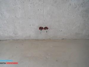 Электромонтаж - установка подрозетников