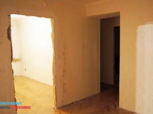Комплексный демонтаж в квартире