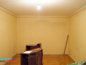 Демонтаж в комнате и подготовка к ремонта