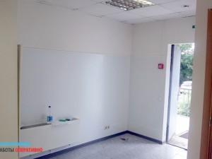 Необходим демонтаж панелей со стен