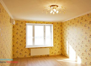 Недорогой косметический ремонт квартиры в Москве и московской области