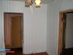 Комплексный демонтаж в квартире перед ремонтом