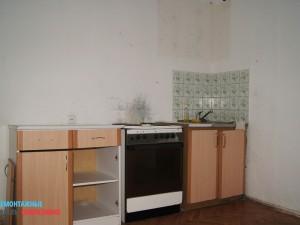 Демонтаж кухни в квартире