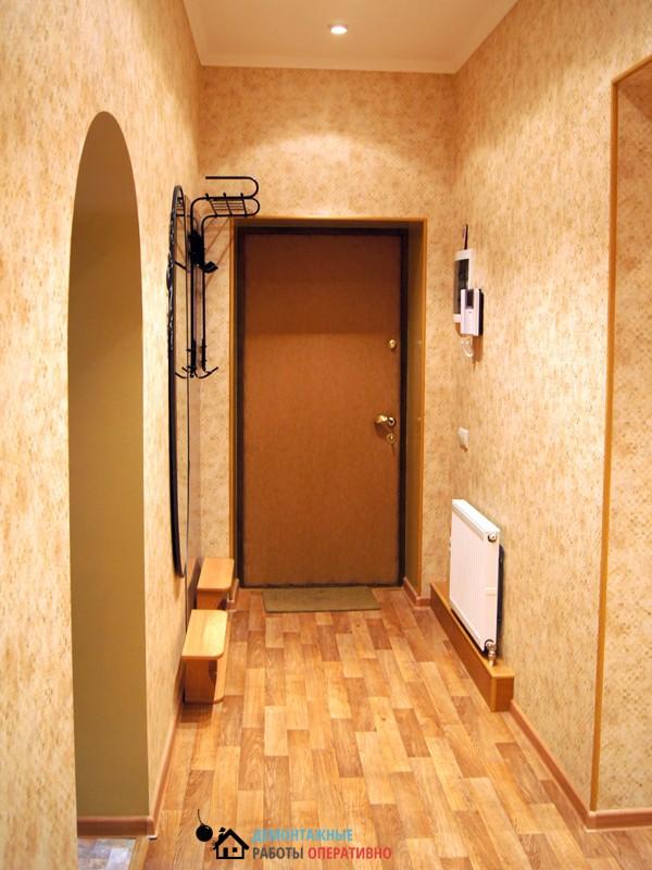 Фото ремонтов коридоров своими руками 74
