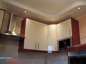 Сборка мебели на кухне