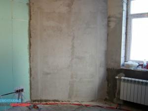 Звукоизоляция и оштукатуривание стен