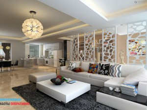 2013-new-modern-style-living-room-partitions-decorated-renderings