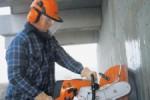 Этот метод поможет выполнить вам демонтаж бетонных стен